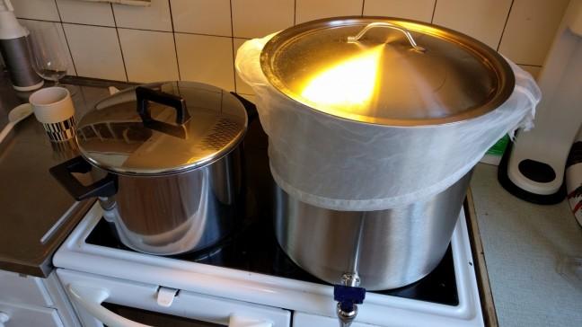 Kokning.